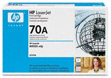 Q7570a (Hp70a) Laser Cartridge, 15000 Page-Yield, Black
