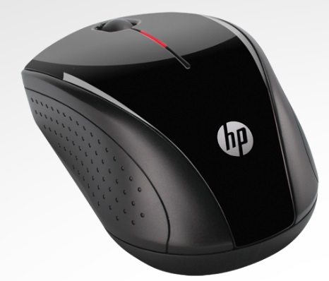 HP X3000 Wireless Mouse (Black) *FREE SHIPPING*