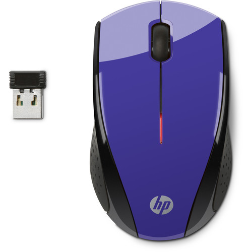 X3000 Wireless Mouse (Purple) *FREE SHIPPING*