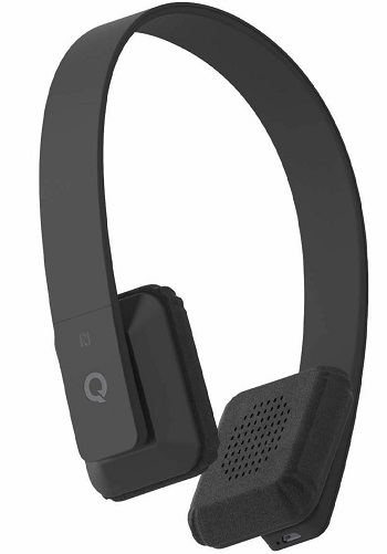 Boundless H1 Bluetooth v2.1 + EDR NFC Headphones with Microphone - Black *FREE SHIPPING*