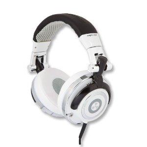 EP-MG-BLU/RED EarPollution Mogul Headphones (White)