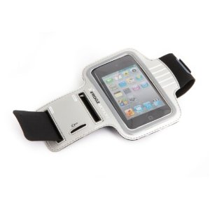 IFZ-ARMBAND-GRY Motion Armband for iPhone 4/4S (Gray)