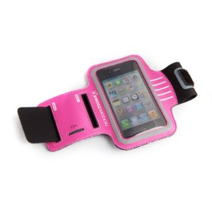 IFZ-ARMBAND-BLK Motion Armband for iPhone 4/4S (Pink)