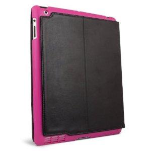 IPADU-SUM-PNK Summit Universal Cover for iPad 3 - (Black/ Pink)