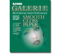 GALERIE Smooth Gloss InkJet Paper - 4x6 100 Sheets *FREE SHIPPING*