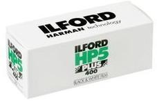 HP5 Plus 400 ASA 120 Format Pro B&W Film