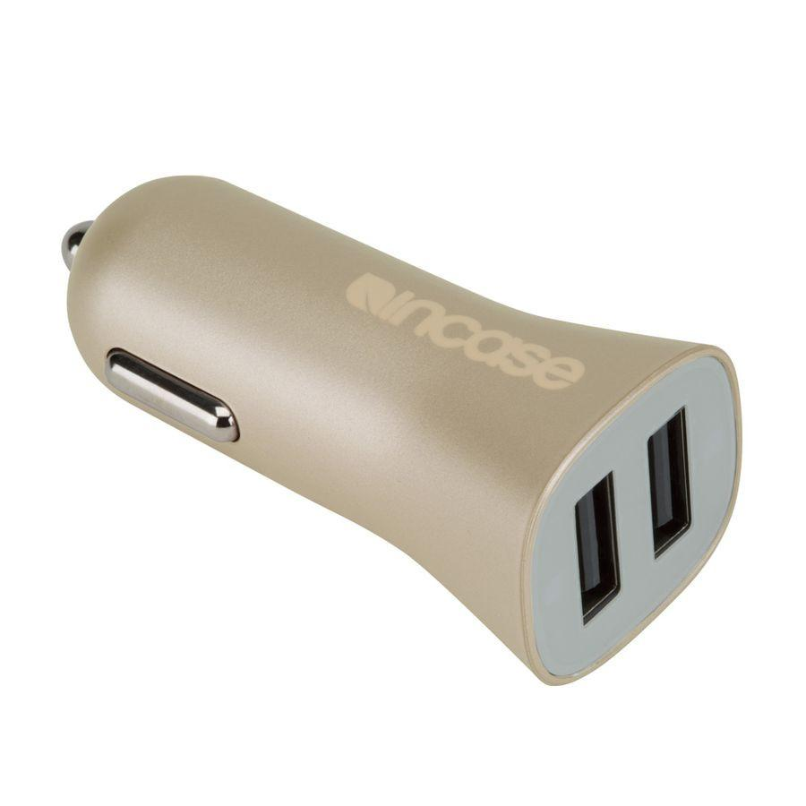 High Speed Dual Car Charger (Gold) *FREE SHIPPING*