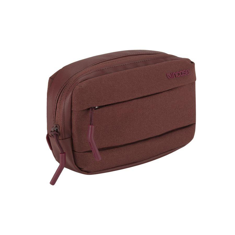 City Accessory Pouch (Deep Red) *FREE SHIPPING*