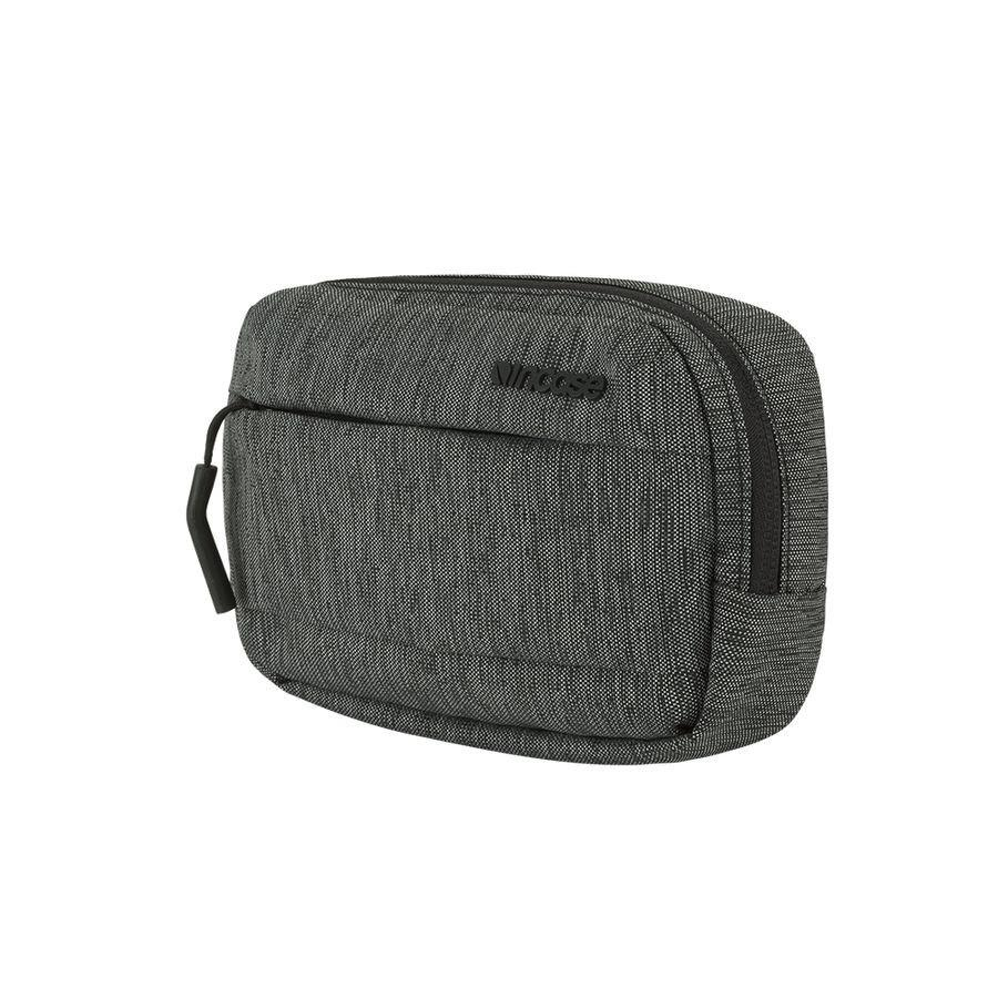 City Accessory Pouch (Heather Black) *FREE SHIPPING*