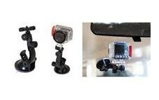 SCM Suction Cup Camera Mount (Black) *FREE SHIPPING*