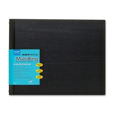 RB-11-14 Art Profolio 11x14 Multi-ring Refillable Binder - Black *FREE SHIPPING*
