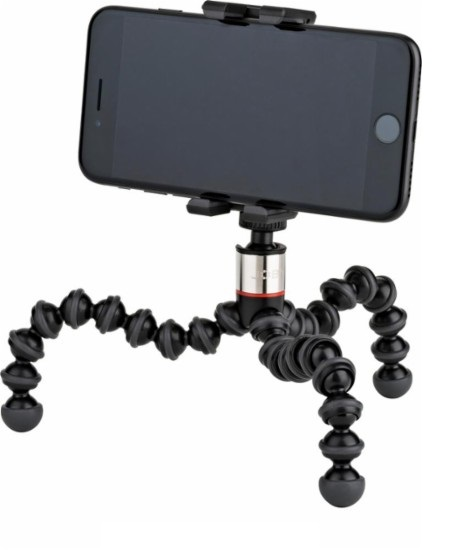 GripTight ONE GorillaPod Stand for Large Smartphones - Black *FREE SHIPPING*