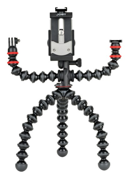 GorillaPod Mobile Tripod Rig for Videos with Smartphones *FREE SHIPPING*