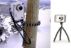 GorillaPod Original Flexible Tripod for Point and Shoot Cameras - Grey *FREE SHIPPING*