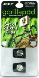 Quick Release Replacement Clips For Joby GP1 Gorillapod *FREE SHIPPING*