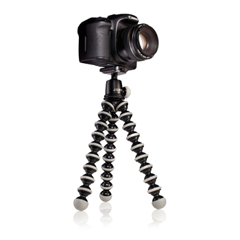 Gorillapod SLR Zoom & Ball Head Bundle - Black/Grey *FREE SHIPPING*