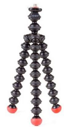 Gorillapod Magnetic Flexible Tripod - Black/Red *FREE SHIPPING*