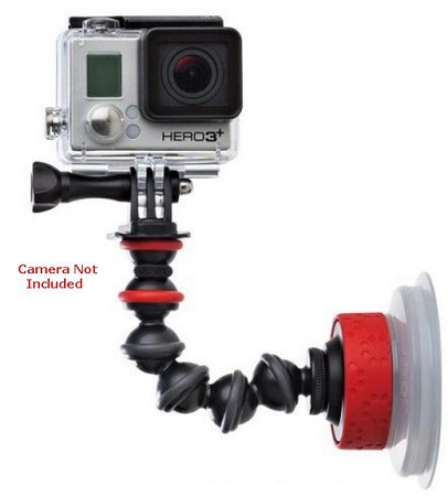 Suction Cup & GorillaPod Arm *FREE SHIPPING*
