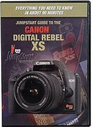 DVD Training Guide For The Canon EOS Rebel Xs Digital Camera