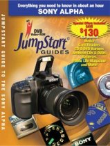 DVD Training Guide For The Sony Alpha A100 Digital Camera *FREE SHIPPING*