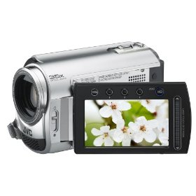 Gz-Mg330 30gb Hard Disk Drive Camcorder With 35x Optical Zoom Silver (Pal)