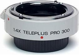 TelePlus Pro 300 1.4x AF  DGX Tele-Converter For Canon EOS *FREE SHIPPING*