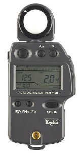 KFM-1100 Ambient & Flash Digital Light Meter *FREE SHIPPING*