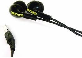 EB71B Stereo Noise Isolating In-Ear Headphones - Black *FREE SHIPPING*