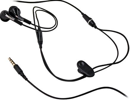 EB71MB In-Ear Stereo Headset with Microphone - Black *FREE SHIPPING*