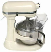 Kp2671x Professional 6-Quart Stand Mixer (Cream)