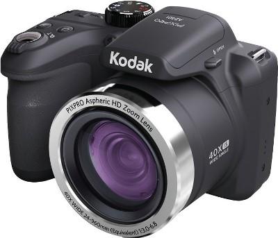 PIXPRO AZ401 16.2 Megapixel,40x Opticla Zoom Compact Digital Camera - Black *FREE SHIPPING*