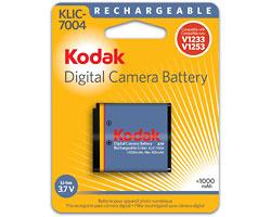 Klic-7004 Lithium-Ion Battery Pack (3.7v 1000mah)