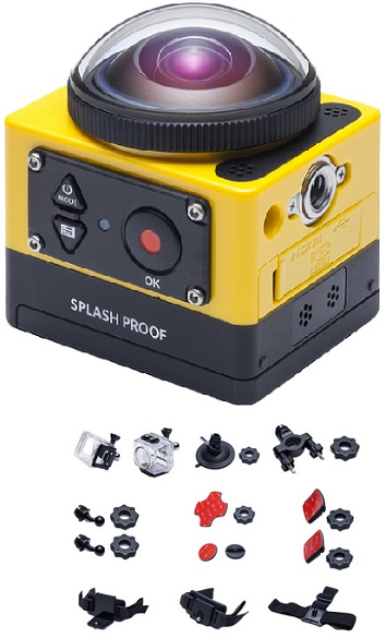 PIXPRO SP360 Extreme Pack - Full HD 1080p Action Camera *FREE SHIPPING*