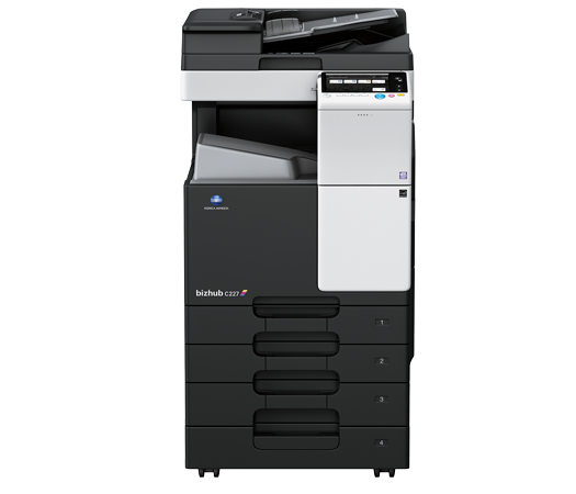 Bizhub 227 Copier Printer Scanner