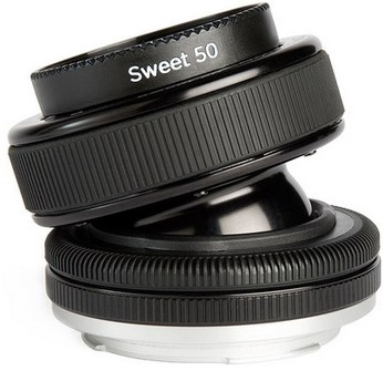 Composer Pro w/ Sweet 50 for Nikon F *FREE SHIPPING*