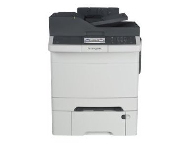 CX410DTE Color Multifunction Printer, Scanner, Copier and Fax *FREE SHIPPING*