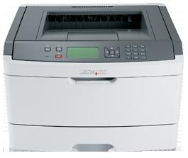 E460DN Monochrome Laser Printer