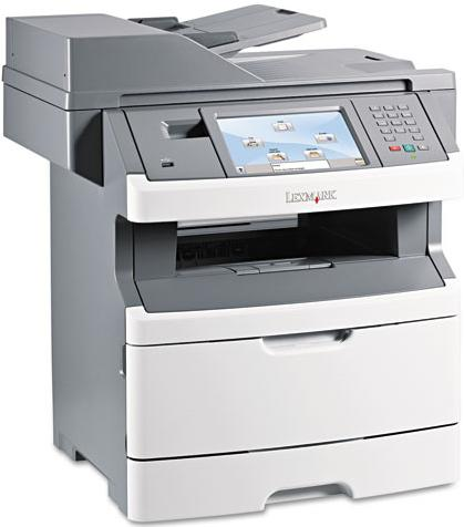 X464de Monochrome Laser - Fax / copier / printer / scanner
