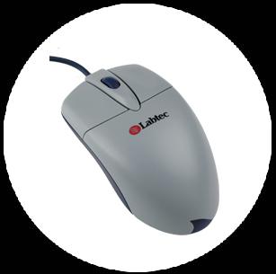 3-Button Optical Mouse