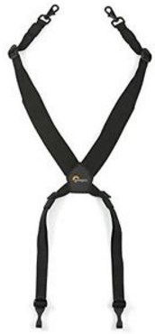 Chest Harness For Topload Holster-Style Bags - Black *FREE SHIPPING*