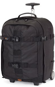 Pro Runner X450 AW Rolling Backpack - Black *FREE SHIPPING*