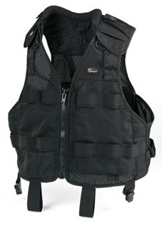 S&F Technical Vest - S/M *FREE SHIPPING*