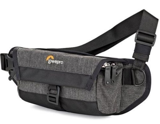 m-Trekker HP 120 Waist Bag - Charcoal Grey *FREE SHIPPING*