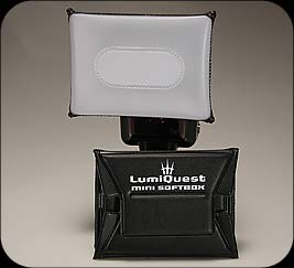 LQ-108 Promax Mini Softbox *FREE SHIPPING*