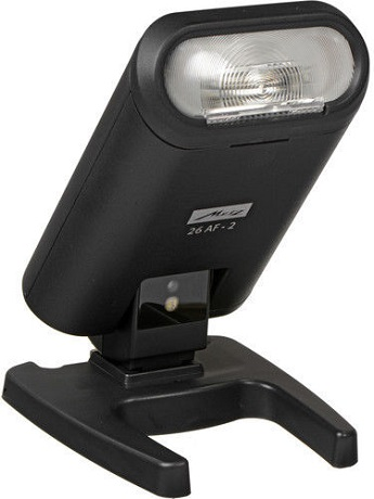 mecablitz 26 AF-2 Digital Flash w/Adjustable LED Video Light for Canon EOS *FREE SHIPPING*