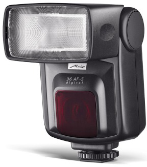 mecablitz 36 AF-5  Shoe Mount Dedicated Digital E-TTL Flash For Canon EOS *FREE SHIPPING*