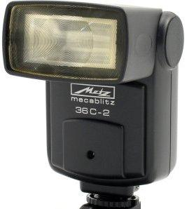 mecablitz 36 C-2 Manual and Auto Thyristor Flash *FREE SHIPPING*