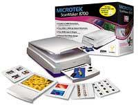 MICROTEK 8700 SCANNER DRIVER WINDOWS