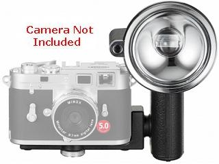 DCC Classic Camera Flash *FREE SHIPPING*