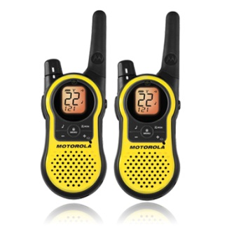 MH230R 23-Mile Range 22-Channel FRS/GMRS Two-Way Radio  - Pair *FREE SHIPPING*